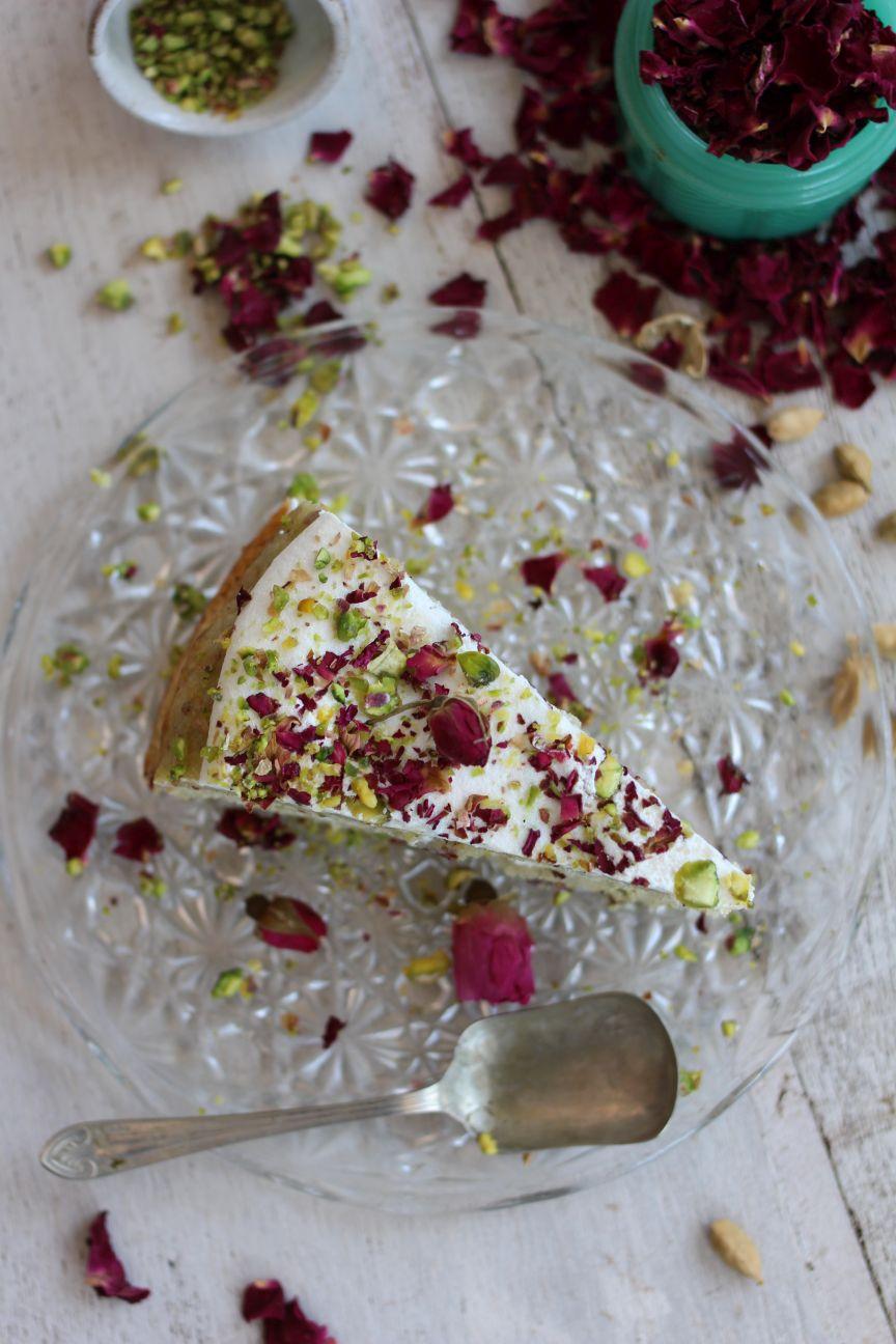 Fresh Flower Cake Designs